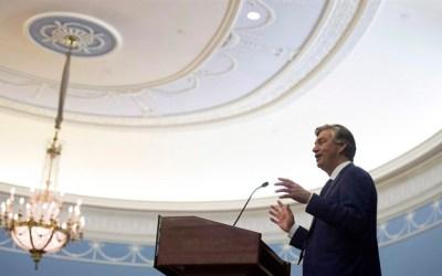 Gary Doer's Graduation: Long Career in Public Life Ends for U.S. Ambassador