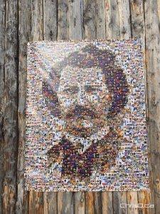 Louis Riel Mosaic