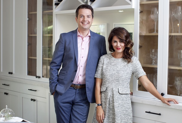 W Network's Todd Talbot and Jillian Harris from 'Love it or List it Vancouver' will appear at the Winnipeg Home + Garden Show. (HANDOUT)
