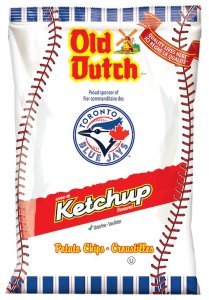 Old Dutch Ketchup Chips