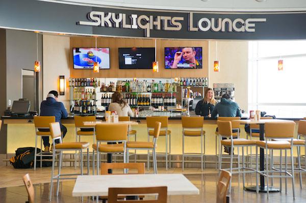Skylights Lounge