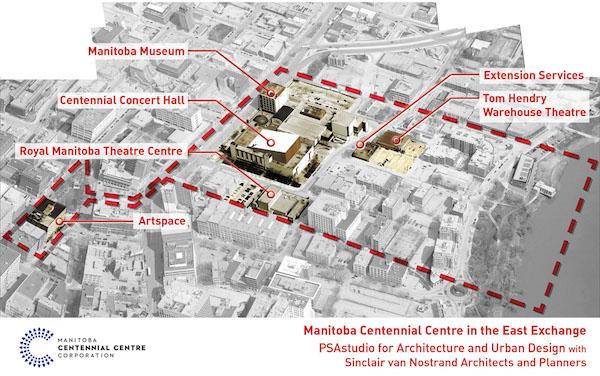 Manitoba Centennial Centre