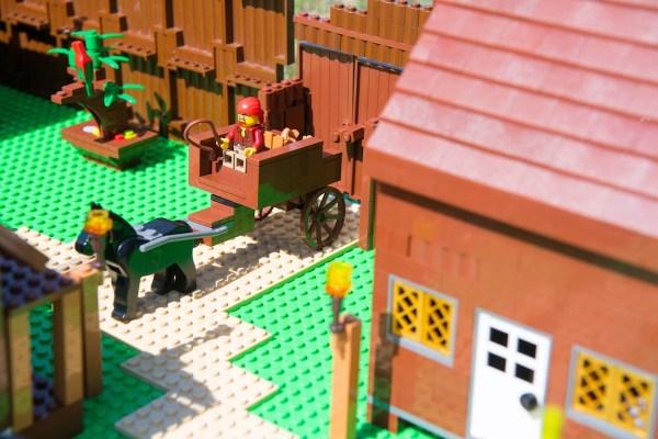 Fort Gibraltar Lego