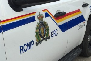 RCMP Logo Vehicle
