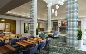 Hilton Garden Inn - Lobby