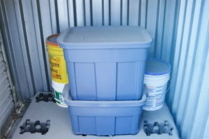 Storage Locker Babies