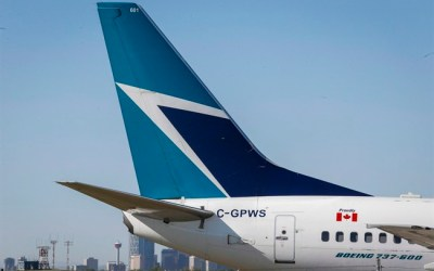 WestJet Increasing Flight Frequency from Calgary to Winnipeg, Brandon