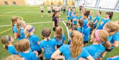 Desiree Scott Hosting Third Annual Soccer Camp for Girls