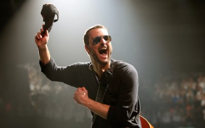 Eric Church to Bring 'Gather Again Tour' to Bell MTS Place