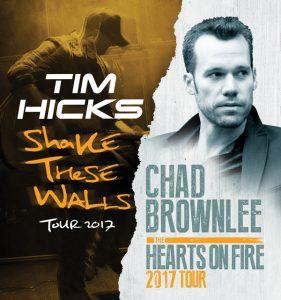 Tim Hicks - Chad Brownlee
