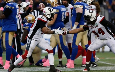 Bombers Cough It Up in 23-10 Loss to Ottawa