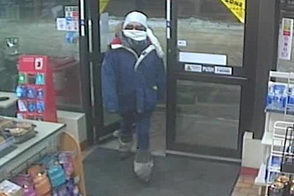 Dauphin Robbery