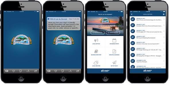 Lac du Bonnet App