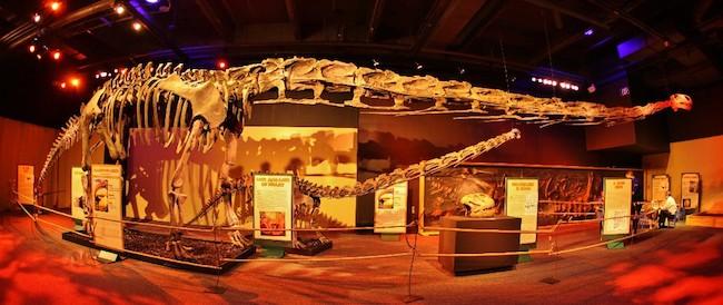 World's Giant Dinosaurs