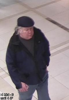 St. Vital Centre Suspect