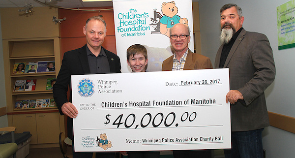 WPA - Children's Hospital Foundation