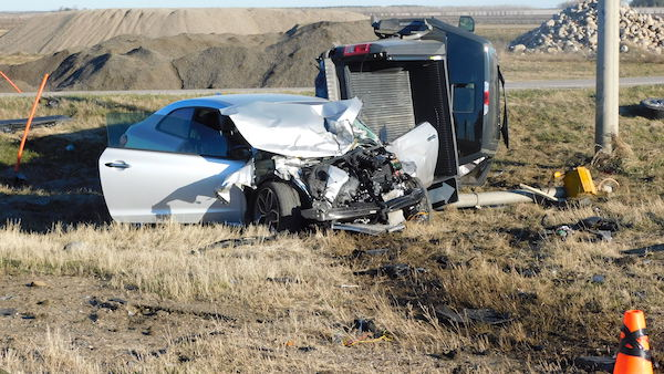 Trans-Canada Highway 5 Crash