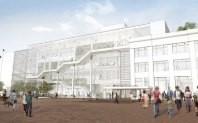 Red River College Plans $95.4M Innovation Centre