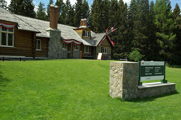 Clear Lake Visitor Centre