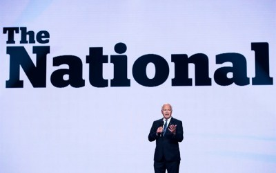 CBC Will Launch Revamped Version of 'The National' on Oct. 30