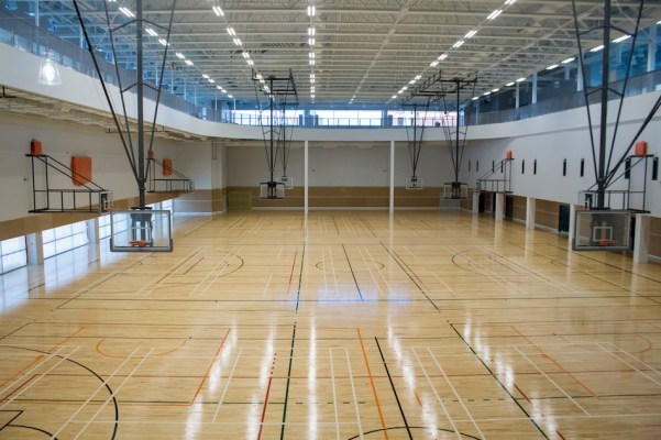Sport for Life Centre - Courts