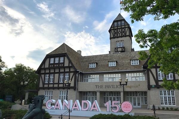 Canada 150 Assiniboine Park