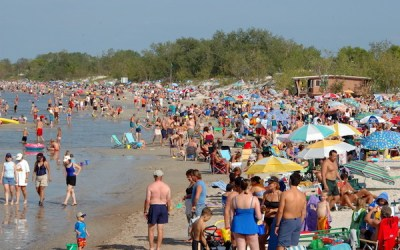 Day at Grand Beach Will Cost You Around $40, Says Travel Website