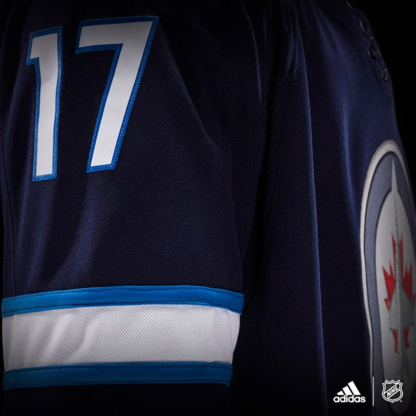 Winnipeg Jets Adidas Jersey