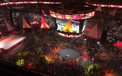 Winnipeg Welcomes the Nation at Canada Summer Games