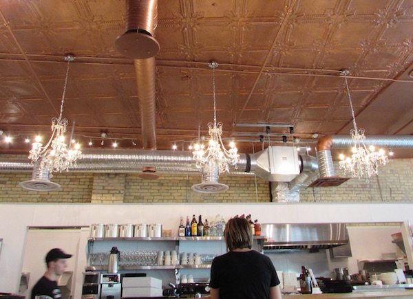 Across the Board Game Café at 211 Bannatyne Avenue