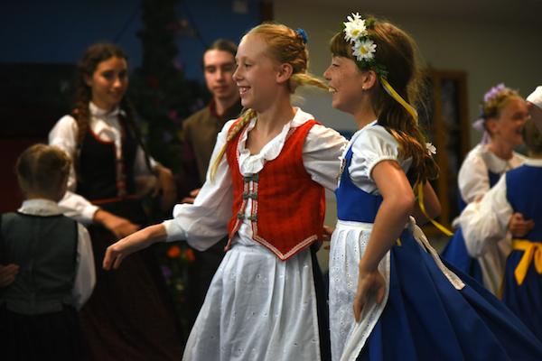 Folklorama Scandinavian Pavilion
