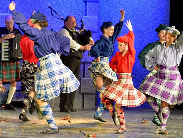 Folklorama Scotland Pavilion