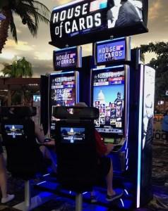 VLT - Slot Machine - Casino
