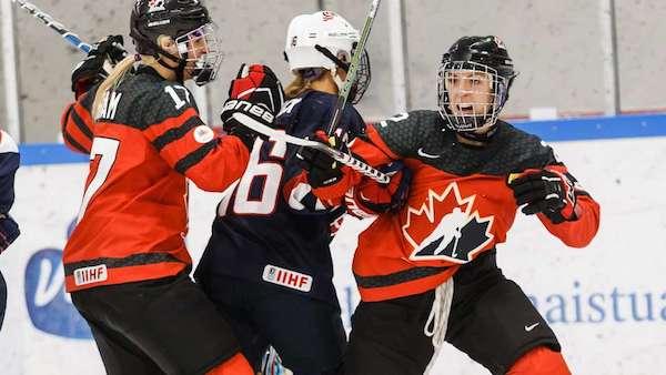 Canada - U.S. Hockey
