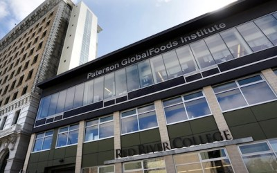 RRC's Paterson GlobalFoods Institute Celebrates Five Years, Receives LEED Status