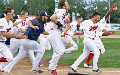 Goldeyes Open Best-of-Five Championship Series Wednesday