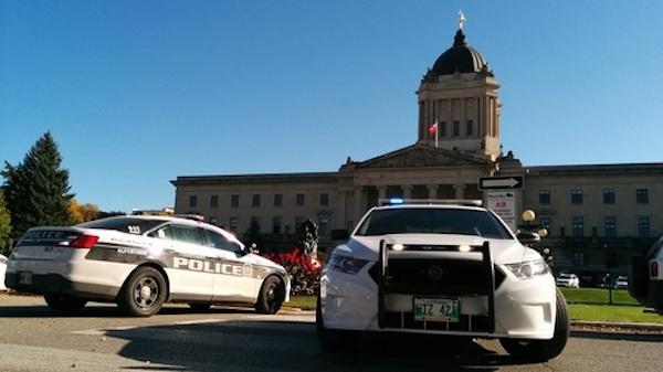 Manitoba Legislature Police