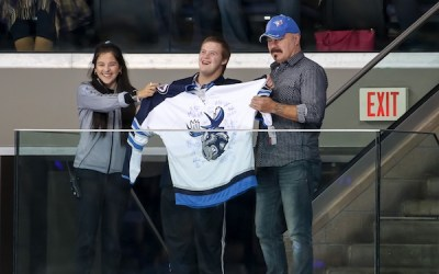 Manitoba Moose Recognize 'Community Playmakers' with New Program