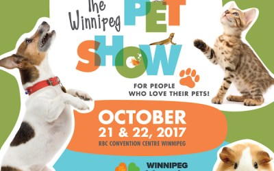 CONTEST: Win Tickets to the Winnipeg Pet Show