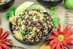 Easy Rice & Beans Recipe