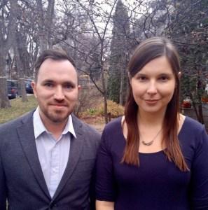 Jeffrey Thorsteinson and Brennan Smith