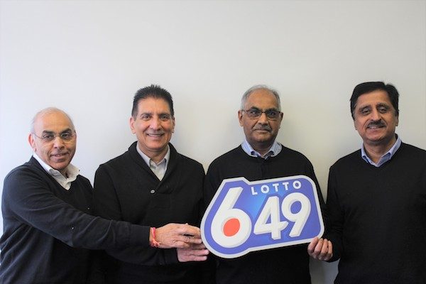 Winnipeg Friends - Lotto 6/49