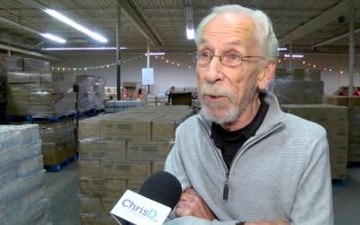 Christmas Cheer Board's Kai Madsen Dies