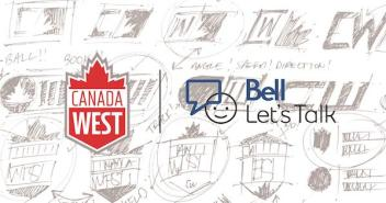 Canada West - Bell Let's Talk