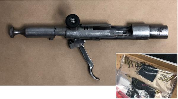 Ellice Avenue Guns Seizure