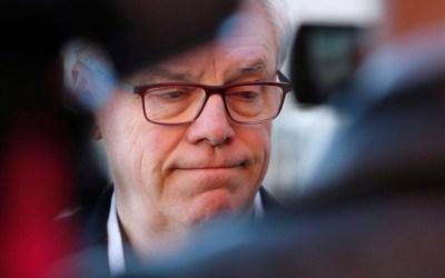Former Premier Greg Selinger to Resign as St. Boniface MLA