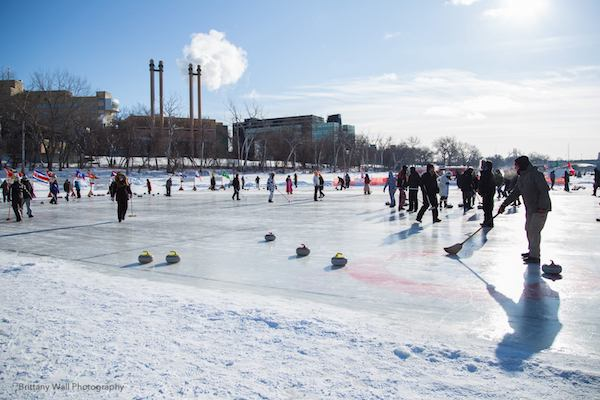 Ironman Outdoor Curling