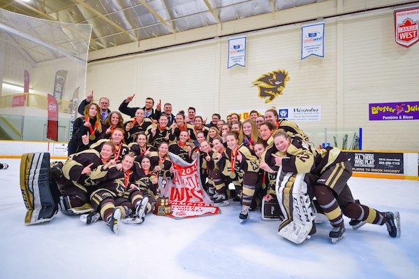 Bisons Hockey Championship