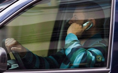 Distracted Driving Penalties Could Tangle Up Innocent Motorists: Jackman-Atkinson