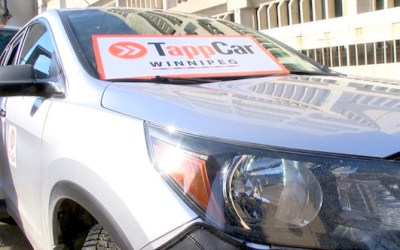 TappCar Marking One Year of Operations in Winnipeg